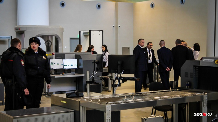 Устроил дебош в Платове: жителя Свердловской области не пустили в самолет