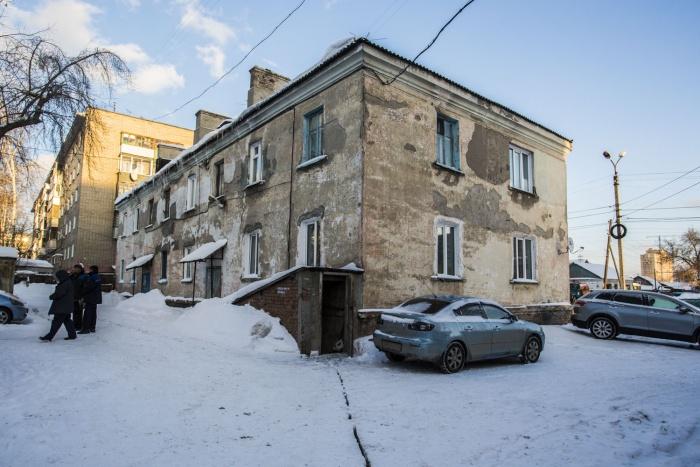 Жители дома по улице Грибоедова, 29 прожили без горячей воды все морозные дни с начала года —с 6 по 11 января