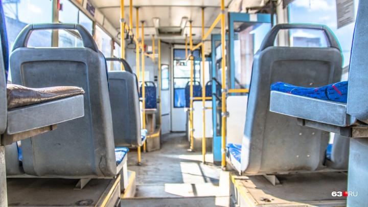 С 42 до 47 единиц: в Самаре увеличили количество автобусов до «Кошелев-парка»