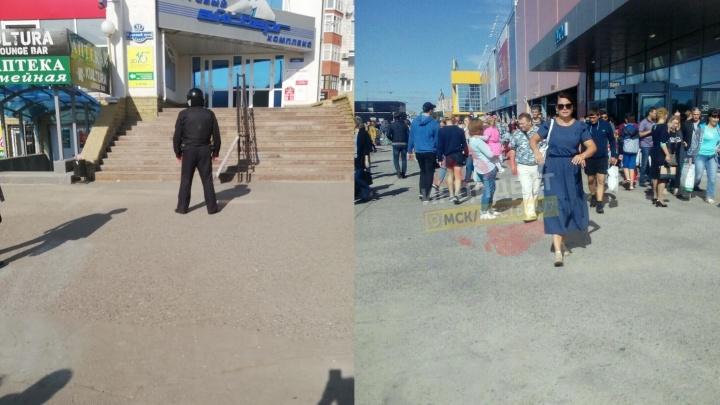 В Омске началась новая волна эвакуаций