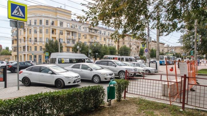 В Волгоградской области пересчитают все парковки