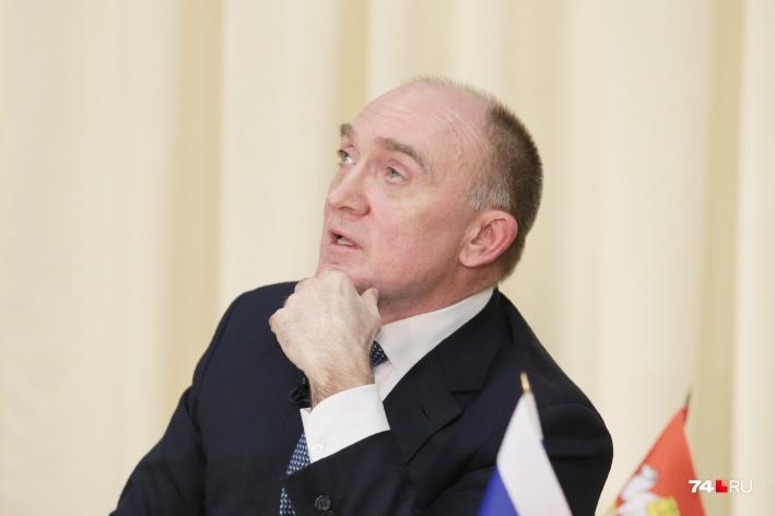 Борис Дубровский не согласен с обвинениями антимонопольщиков в сговоре на дорожных торгах