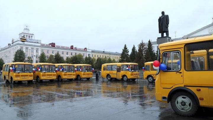 В Курганской области более 120 автобусов, которым исполнилось больше 10 лет