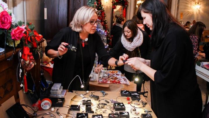 Дизайнеры со всей страны поделятся с самарцами идеями новогодних подарков