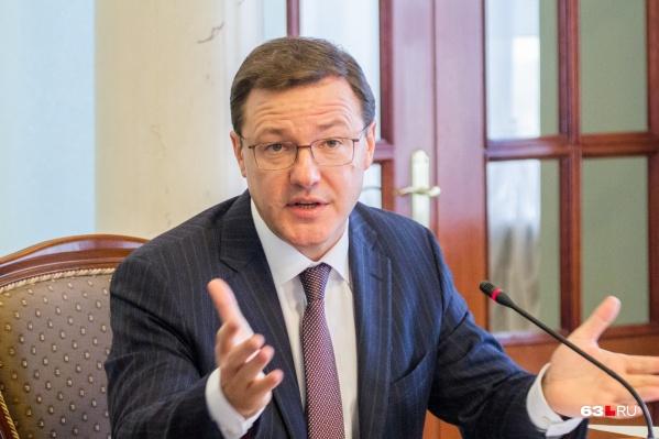 По словам губернатора, в Самаре переделают набережную и парки