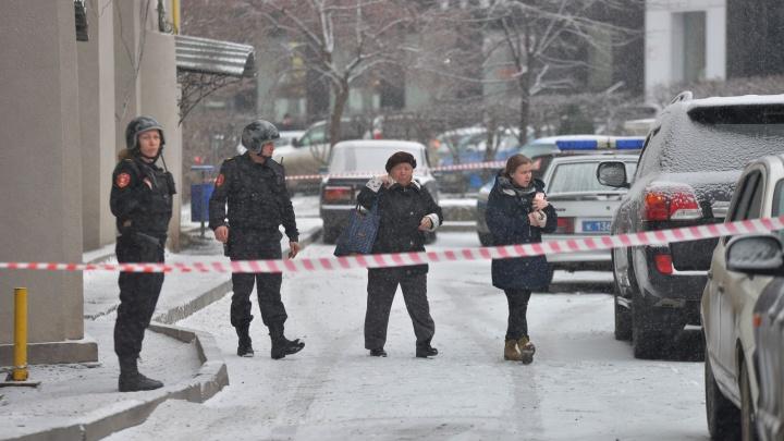 Мэрия ищет фирму, которая будет обезвреживать взрывные устройства в Екатеринбурге