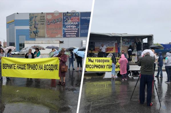Жители Левенцовки обсудят на митинге несколько проблем