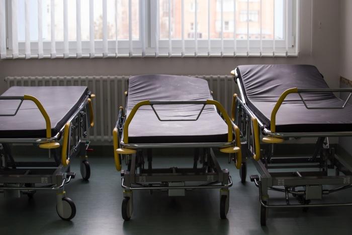 Подозреваемый ударил пациента больницы в палате. Фото из архива НГС
