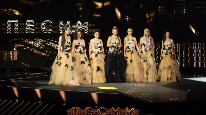 Уфимки споют для Тимати и Максима Фадеева в шоу «Песни»
