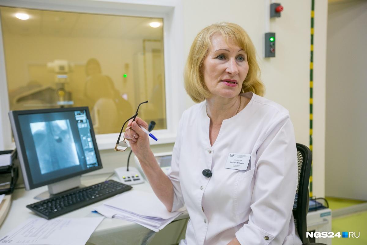 Мама Татьяны тоже работала медиком. Желание спасать людей — от нее