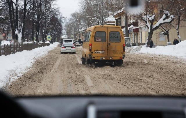 Какие дворы в Уфе очистят от снега 15 марта