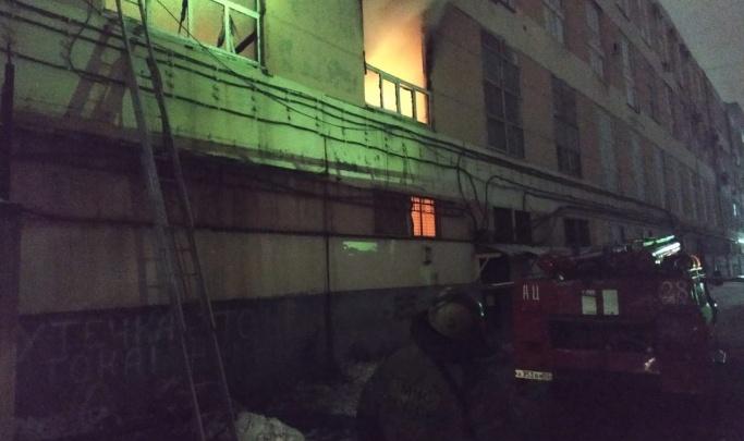 «Это было техногенное ЧП»: сотрудник сгоревшего офиса — о последствиях пожара на Карла Маркса