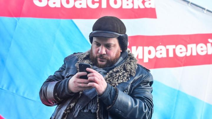 «К нему никого не пускают»: в Москве задержали главу штаба Навального Леонида Волкова