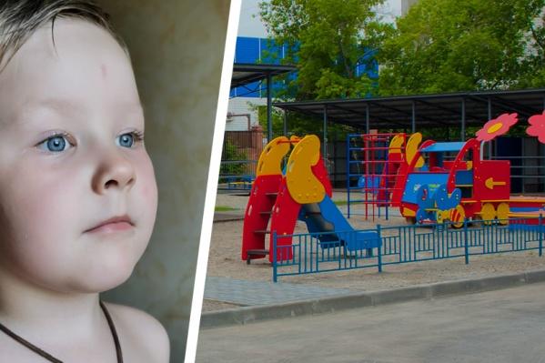 Во время прогулки ребёнок разбил голову. Несмотря на диагноз невролога в детсаду уверены, что травма была несерьёзной