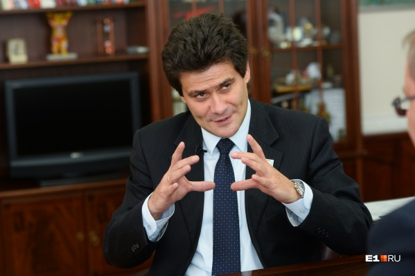 В ближайшие пять лет Александр Высокинский будет руководить Екатеринбургом