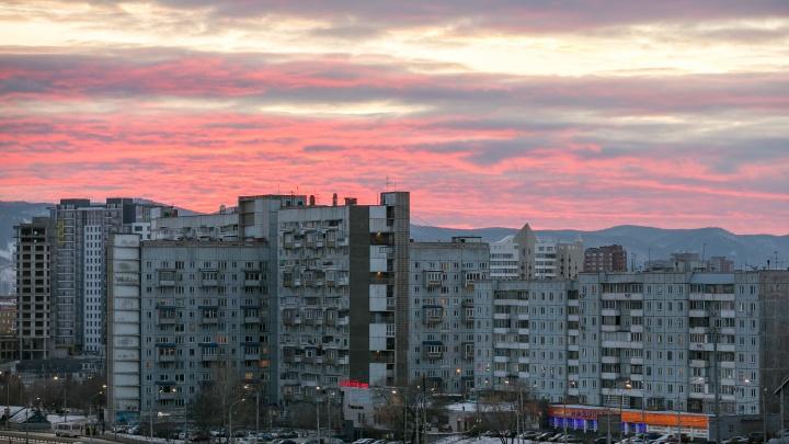 Плюс в Красноярске: на сколько задержится потепление?