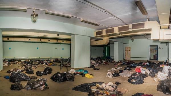 В подвале старого ростовского аэропорта нашли личные вещи пассажиров «Боинга» FlyDubai