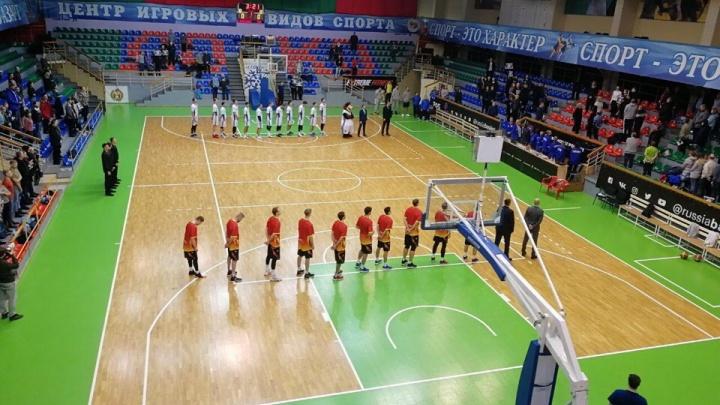 «Самая значимая победа в уходящем году»: БК «Новосибирск» выиграл заключительный матч года