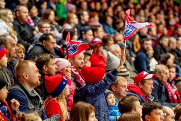 Ярославские хоккеисты не смогли отыграть ни одной пропущенной шайбы