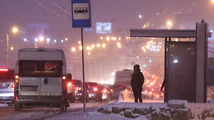 На Челябинскую область надвигаются метели
