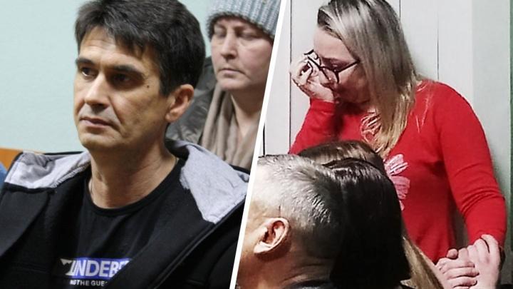 «Он смеялся в суде»: женщина, потерявшая мужа и двух младенцев в ДТП,— о мягком приговоре виновнику