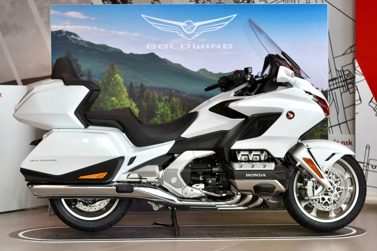 Honda проводит большой тест-райд новых мотоциклов