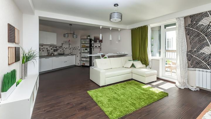 В Челябинске резко сократился спрос на квартиры-студии