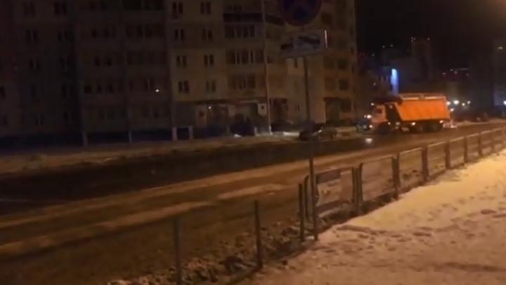 Власти отчитались об устранении последствий крупной аварии в челябинском микрорайоне
