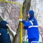 Подача газа в жилом комплексе «Суворовский» возобновлена