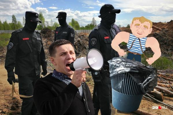 Обыски прошли в квартирах у Андрея и Олега Боровиковых и в офисе штаба Навального