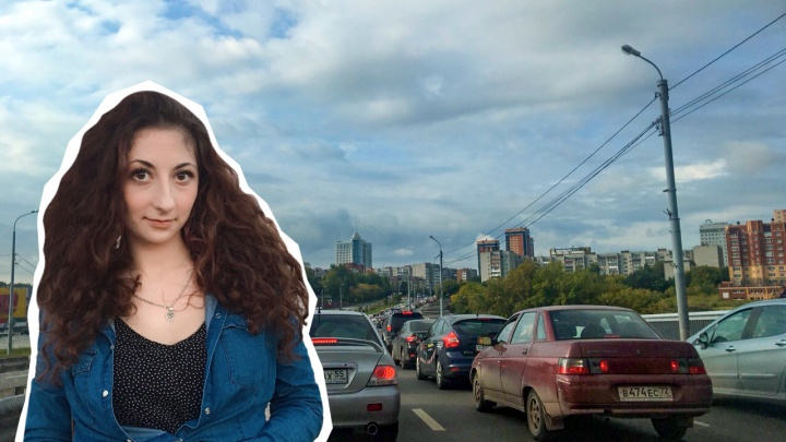 Зареку «отрезали» от центра. Журналист 72.RU — о том, зачем дороги начинают ремонтировать осенью