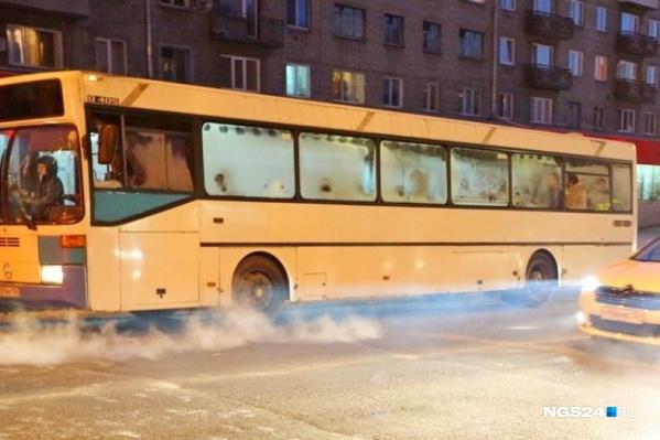 Железногорск стал первым городом, где подобную систему оплаты в автобусах ввели полноценно