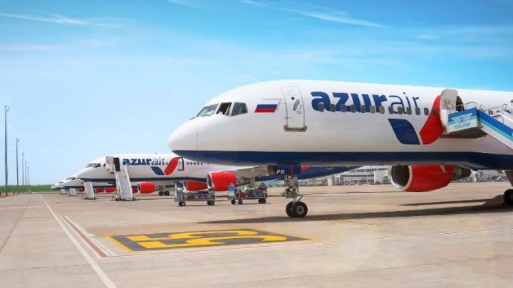 В авиакомпанииAzur Air объяснили причину аварийной посадки туристов из Красноярска в Китае