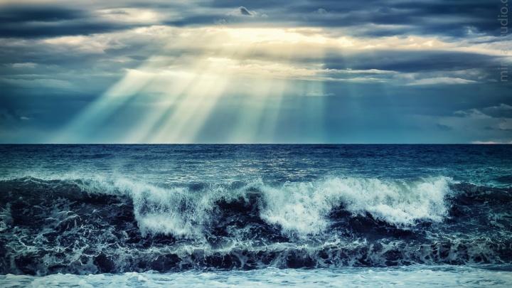 В Азовском море недалеко от границы Ростовской области произошло землетрясение