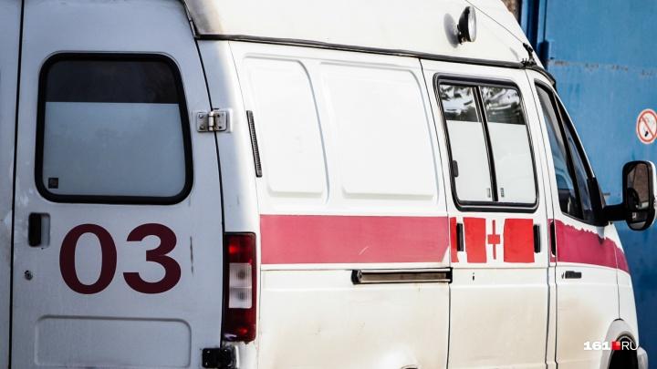 Четыре человека попали в больницу после аварии на трассе М-4 «Дон»