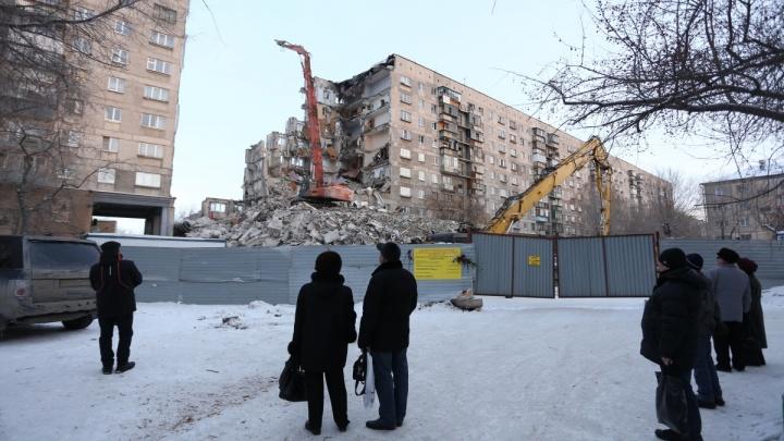 «Никаких памятников»: благоустройство двора в Магнитогорске, где взорвался дом, одобрили жители