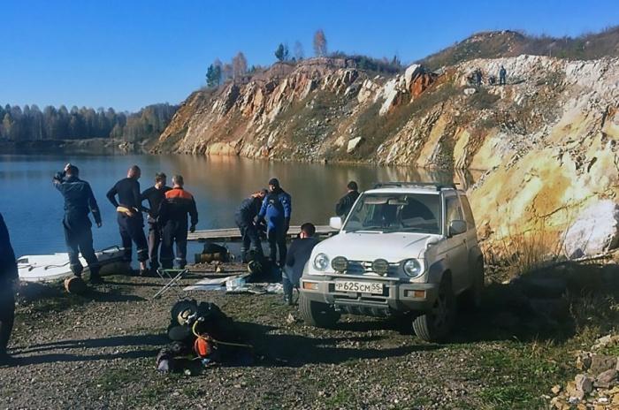 В воскресенье, 7 октября, из воды подняли тело Владимира Забелина, а сегодня — тело Игоря Моргунова