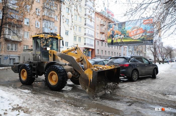Машины закупят для всех районов, кроме Верх-Исетского