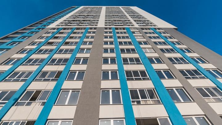 В новостройке на Стрелочников раскупили почти все квартиры еще до сдачи первой секции