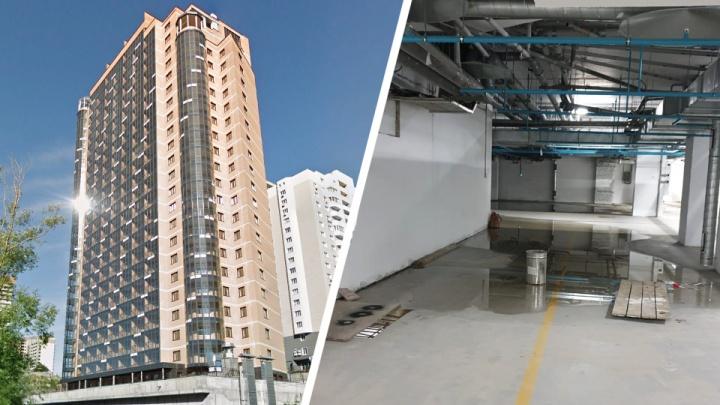 25-этажная новостройка на «Уюте» осталась без воды: у застройщика нет денег на ремонт
