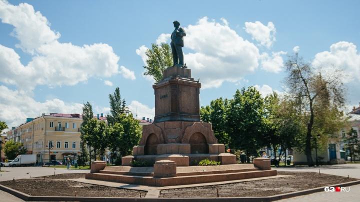 Известный самарский скульптор вызвался воссоздать памятник Александру II