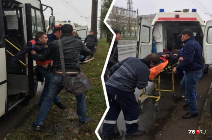 В Ярославле медики скорой, которых обвинили в игнорировании вызова, ответили на претензии