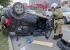 Дорожное видео недели: разворот камикадзе, погоня за пьяным и авария с пятью автомобилями