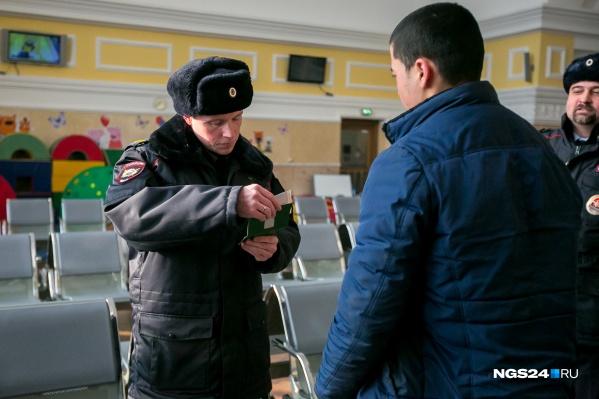 Террористическая ячейка появилась в Красноярске два года назад