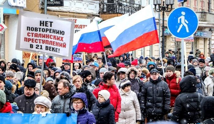 Марш памяти Бориса Немцова на Большой Покровской не согласовали