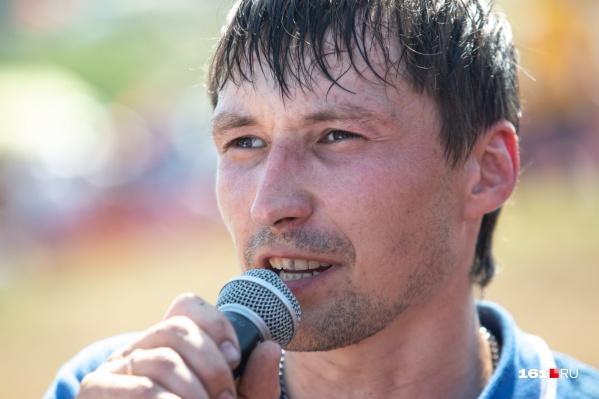 Вячеслав Миронов выиграл два финальных заезда «Бизон трек-шоу»