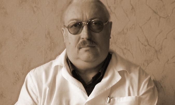 Скончался заведующий гематологическим отделением больницы Середавина