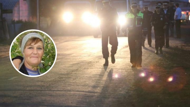 Пропавшую в Курганской области пенсионерку нашли мёртвой