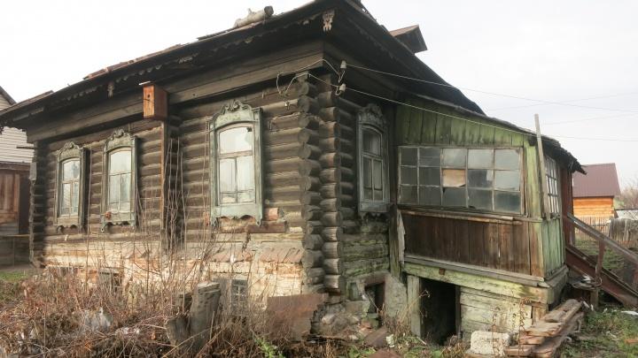 В Новосибирске нашли самый старый дом — его построили 170 лет назад. Показываем, как он выглядит