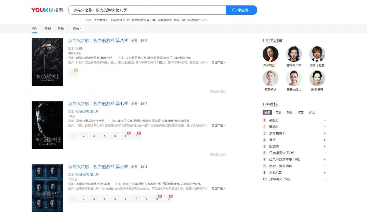 Обрезанная  Игра престолов  в Китае: цензура режет жестокость и все интимные подробности